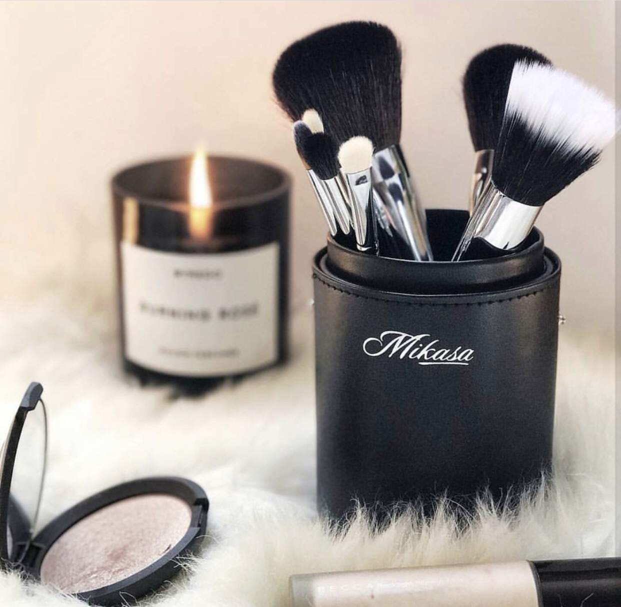 Mikasa Beauty Brush Review