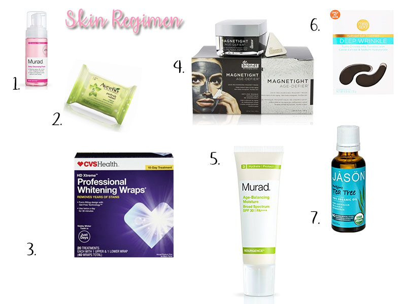 Skin Regimen Must-Haves